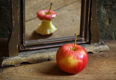 Repuception! Or one half of the apple…