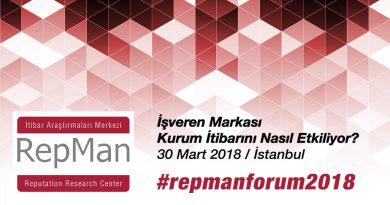 RepMan Forum 2018'i Canlı İzleyebilirsiniz