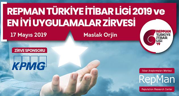 RepMan Türkiye İtibar Ligi 2019